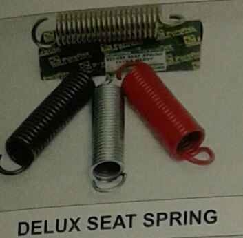 Deluxe Seat Springs