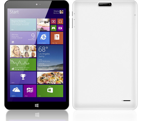 8.9 Inch Intel Windows Tablet