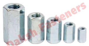 Rod Coupling Nuts