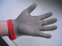 Stainless Steel Cut-Resistant Gloves