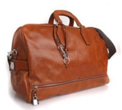 Leather Overnight Bags