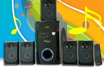 Multimedia Speakers (SSD-8600 R) in Secunderabad, Telangana