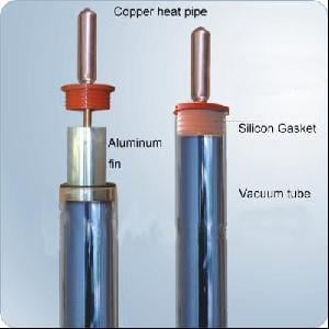 Copper Pipe For Solar Water Heater Heat Pipe Solar Collector