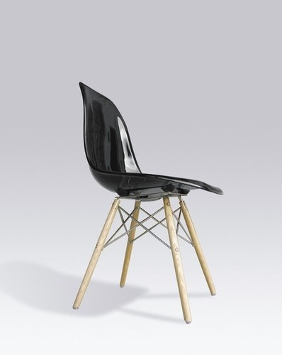 Eames DSW Plastic Side Dining Chair