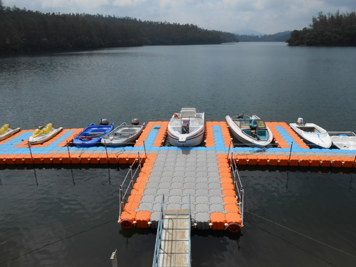 Hdpe Floating Jetty