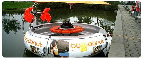 Bbq Donut Boat