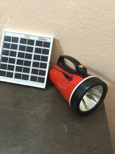Rechargeable Solar Torch (SAATHI MINI)