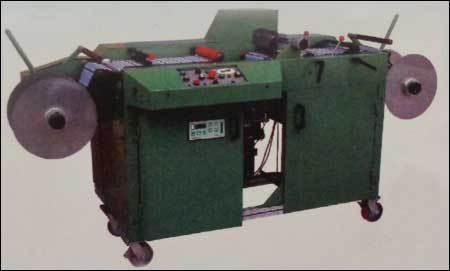 Ultrasonic Label Slitting Machine (HUS- 200) in  Anand Parbat Indl. Area, Gali No.10