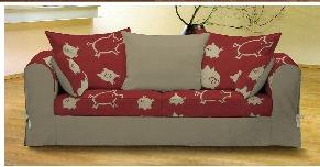 Printed Sofa Covers
