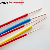1.5mm, 2.5mm, 4mm, 6mm, 10mm House Wiring Electrical Cable