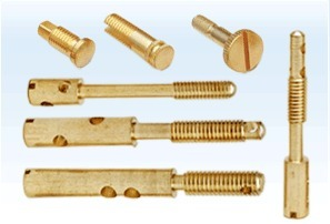 Brass Energy Meter Sealing Screws