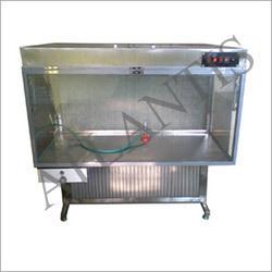 Horizontal Stainless Steel Laminar Air Flow Machine