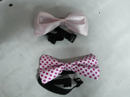 Silk Satin Plain Bow Ties