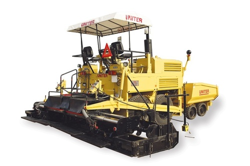 Uniter Sensor Paver Finisher Machine