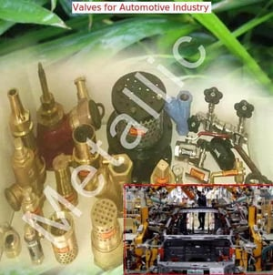 Valves for Automotive Industry