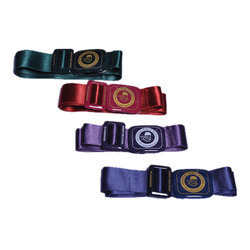 Satin School Belts in  Bartan Market [Sb]