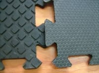 Cow And Horse Stable Mats