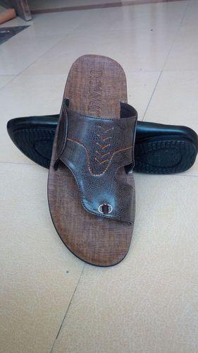 Fancy Gents Pu Footwear in  New Madhopuri