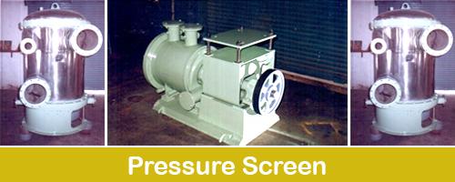 Pressure Screens