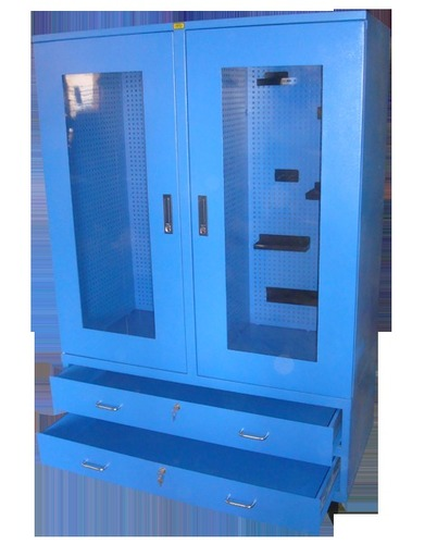 Tool Cupboard With Vmc Tool Frame