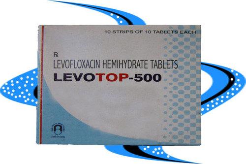 Levotop – 500 (Levofloxacin Tablets)