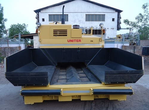 Dual Purpose Paver Finisher