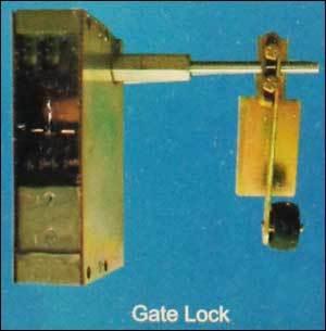 Elevators Gate Lock