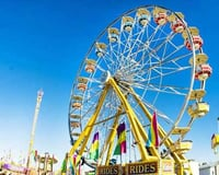 Giant Ferris Wheels