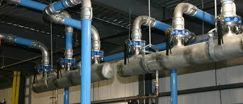 Industrial Compressed Air Piping System in Valsad, Gujarat