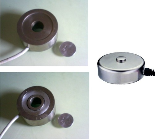 Button Type Loadcell