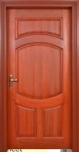 Mahagony PU Finish Veneer Door
