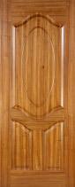 Solid Wooden Door (3P-Oval)