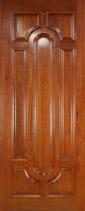 Solid Wooden Door (7P-01)