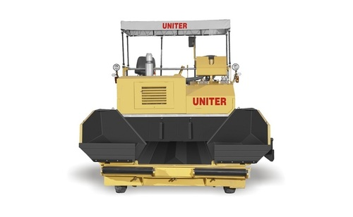 Wheel Mounted Mechanical Paver Finisher