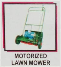 Motorized Lawn Mower