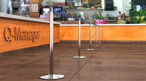 Retractable Tape Barriers