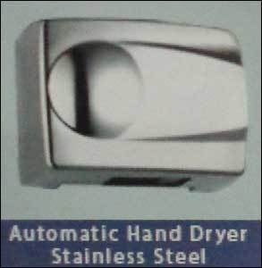 Automatic Hand Dryer Stainless Steel (Sensor)