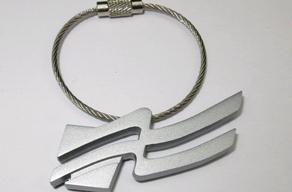 Fancy Custom Key Chain in   Sanxiang Town