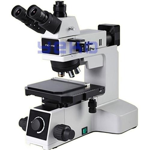 Multipurpose Economical Metallurgical Microscope