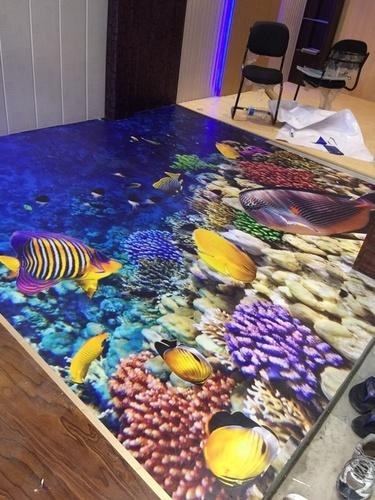 Designer Customised Flooring