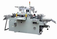 Kiss Cut And Through Cut Die Cutter Machine For Adhesive Tape And Gasket