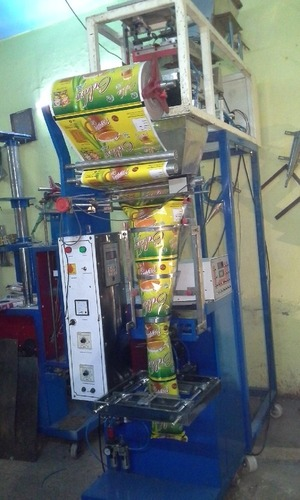 Potato Chips Packing Machines