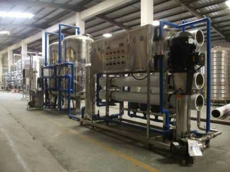 Fully Automatic Bottling RO System in   Cooperative Colony