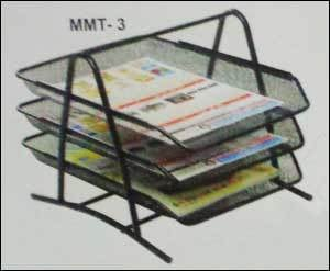 Metal Document Tray (MMT 3)