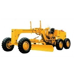Motor Grader Rental Service - Quippo Construction Equipment