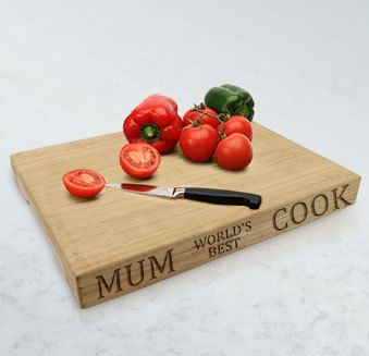 Personalized Chopping Boards