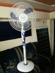 12v Dc Pedestal Oscillating Fan