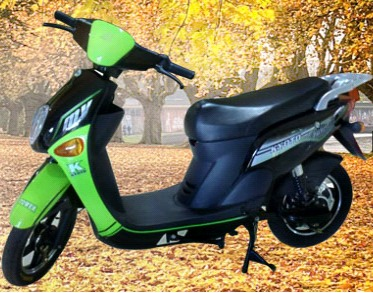 Future Electric Scooter