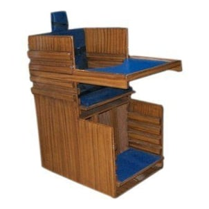 Wooden CP Chair