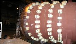 Industrial Co2 Storage Tank Insulation